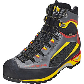 La Sportiva Trango Tower GTX Scarpe Uomo, black/yellow